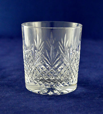 "Edinburgh Crystal ""TWEED"" Whiskey Glass – 7.6cms (3″) Tall"