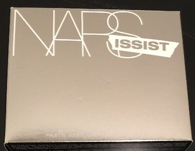 NARS NARSissist Blush, Contour, And Lip Palette