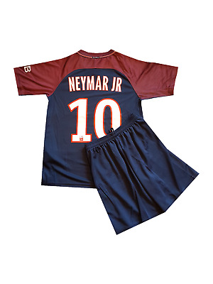 Neymar football shirt Paris Saint Germain 2017-2018 for kids