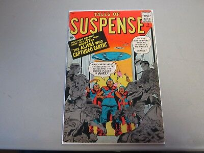 Tales Of Suspense #3 Comic Book  1959