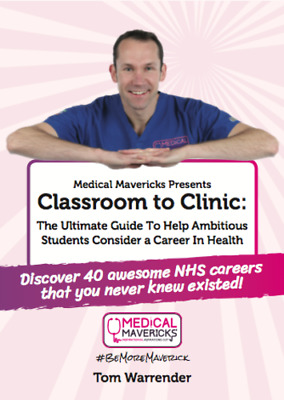 SINGLE COPIES of Classroom to Clinic Book: The Ultimate Guide To Help...