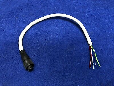 Furuno MJ-A7SPF Power Data Cable GP30/31/32/35/36/37, PG500, Navpilot, Etc.