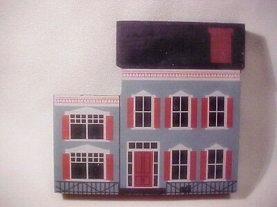 Cats Meow Westbrook House 1986 Series IV Signed Faline '91