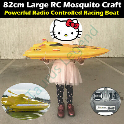 Large Scale Radio Control High Speed Speedy RC Racing Boat Mosquito Craft Yacht