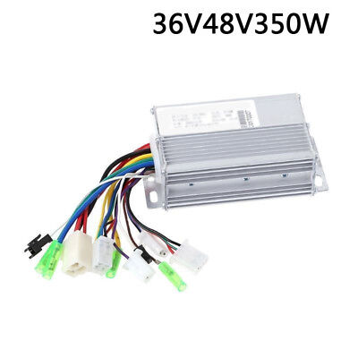 36V/48V 350W Electric Bicycle E-bike Scooter Brushless DC Motor Controller Alumi