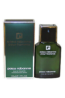 Paco Rabanne Paco Rabanne 1.7 oz EDT Spray Men Introduced by Paco Rabanne in 19