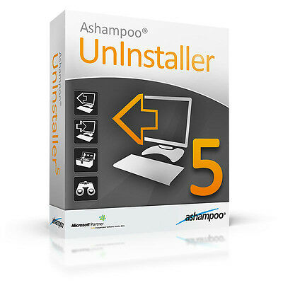 Ashampoo UnInstaller 5 deutsche Version ESD Download
