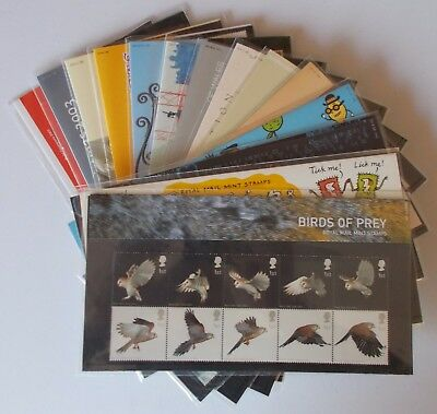 2003 Royal Mail Commemorative Presentation Packs. Sold separately & as year set.