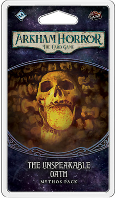 Arkham Horror Card Game LCG The Unspeakable Oath Mythos Pack FFG AHC13
