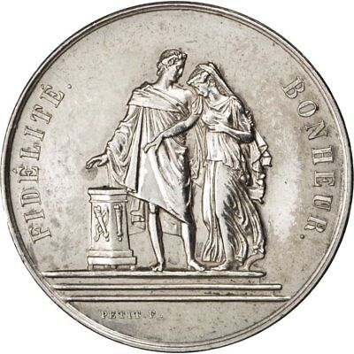 [#67288] FRANCE, Politics, Society, War, French State, Medal, AU(55-58), Petit