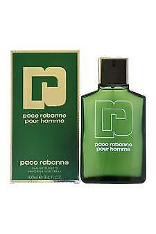 Paco Rabanne Paco Rabanne 3.4 oz EDT Spray Men Introduced by Paco Rabanne in 19