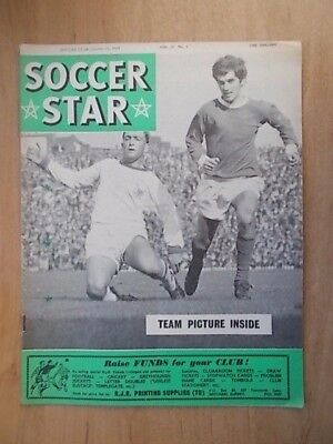 SOCCER STAR - FOOTBALL MAGAZINE OCTOBER 16th 1964 ROTHERHAM UNITED