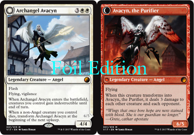 MTG From the Vault FTV: Transform Choose your double sided FOIL mythic -  New