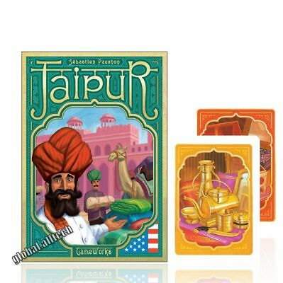 Jaipur Board Game Full English Version high quality best card game for family