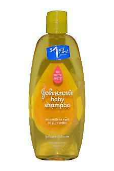 Johnson's Baby Shampoo Johnson & Johnson 15 oz Shampoo Kids