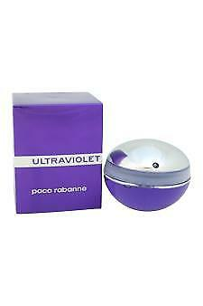 Ultraviolet Paco Rabanne 2.7 oz EDP Spray Women Introduced by Paco Rabanne in 2