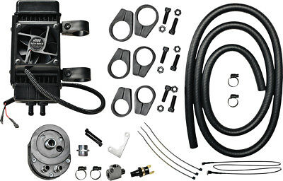JAGG WIDELINE OIL COOLER SYSTEM (FAN-ASSISTED) 751-FP2600 MC Harley-Davidson