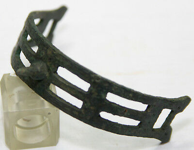 Celtic bronze spur