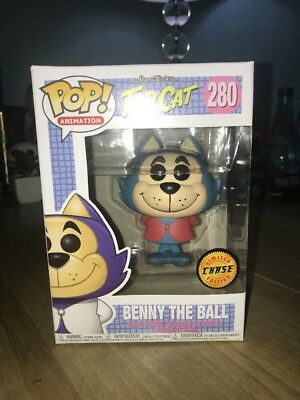 Funko Pop Top Cat #280 Benny The Ball Chase
