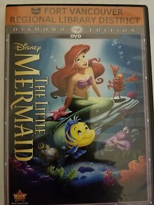 The Little Mermaid (Diamond Edition DVD only no Blu-Ray)