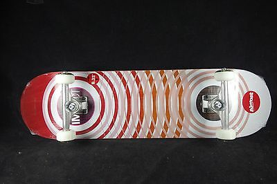 Almost Skateboard Complete Titanium Trucks Impact Trans Rings Ghost Wilt Grizzly
