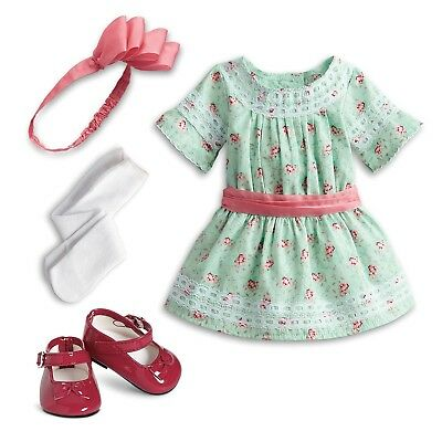 Samantha's Special Day Dress American Girl Brand New In Box Never Opened