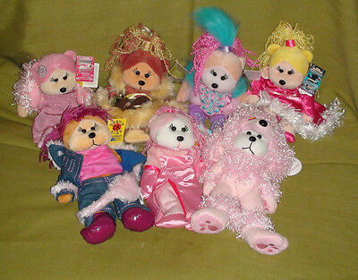 7 Beanie Kids - Rare and in Mint Condition with Tags