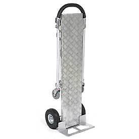 Aluminum Snap-On Deck for Senior Aluminum 2-in-1 Convertible Hand Truck