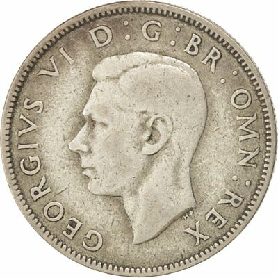 [#99687] Great Britain, George VI, Florin, Two Shillings, 1943, VF(30-35)