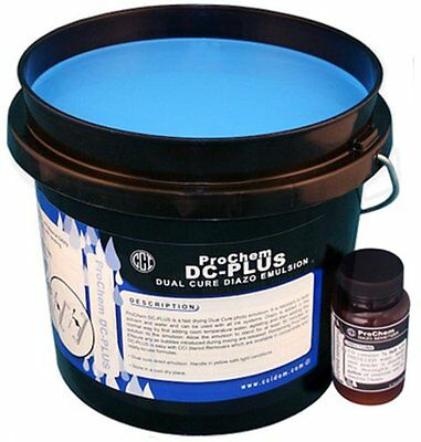 CCI ProChem DC-Plus dual cure emulsion for all ink systems - Quart