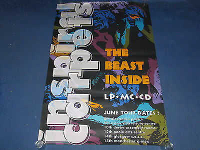 Inspiral Carpets - The Beast Inside- UK Promo Poster (Happy Mondays Stone Roses)