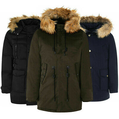 Parka uomo TWIG Northern L308 / Field L309 / Sailor L310 cappotto cappuccio