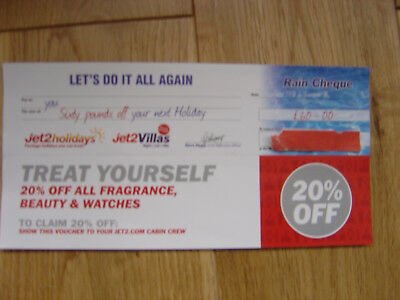 Jet 2 Holiday Voucher £60 Off