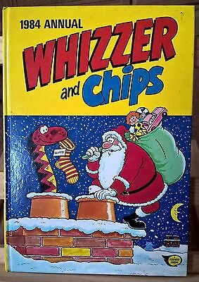 Whizzer And Chips Annual 1984 (not price-clipped)