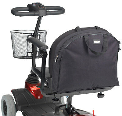 Drive Medical Drop Over Mobility Scooter Backpack Bag with Carry Handles
