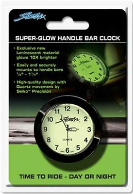 Streetfx Superglow Handlebar Clock (Black) 1045901