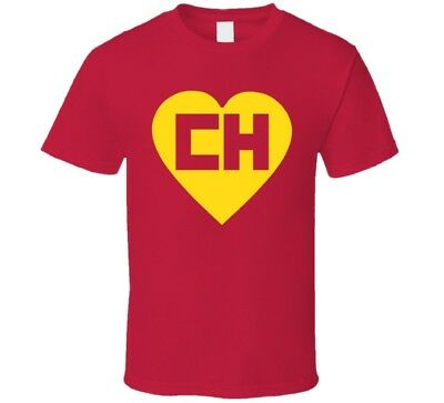 Funny El Chapulin Colorado Mexico El Chavo Red T Shirt