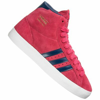 new styles 2d8fc 032e7 adidas Originals Basket Profi Damen Sneaker Freizeit High-Top Schuhe G95658  neu