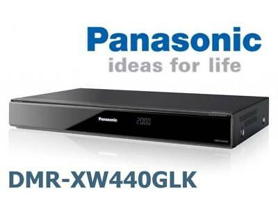 Panasonic Hd Network Dvd Recorder 500Gb Twin Tuner Dmr-Xw440Glk