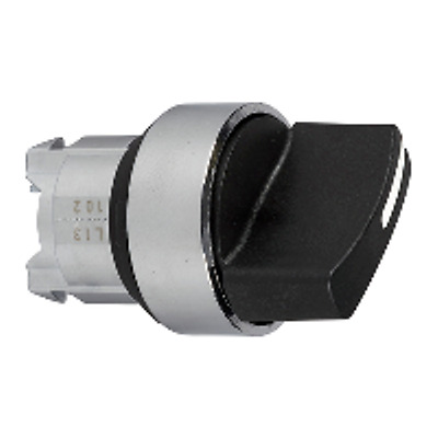 SchneiderElectric Offer Complete selector switch(ZB4BD3+ZB4BZ103)2NO Aux Contact