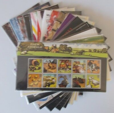 2005 Royal Mail Commemorative Presentation Packs. Each sold separately.