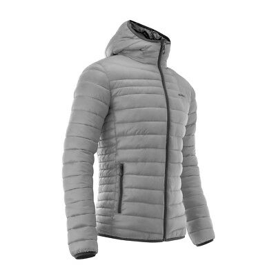 2018 Acerbis Peak 73 Reversible Jacket Grey Casual Padded Quilted New Mx Cheap