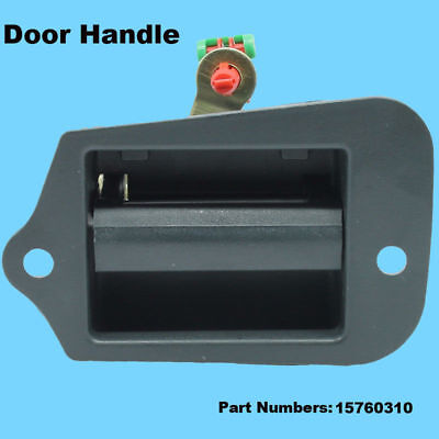 Cargo Extended Cab 3rd Third Side Door Handle for Chevy S10 Pickup Truck