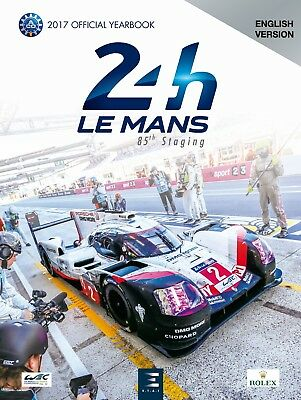 Le Mans 2017 Yearbook