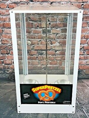 J&J Snack Foods Heated Pretzel Display Model 750 - Please Read Description