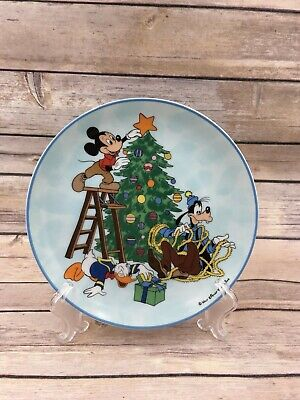 Vintage Retired 1983 Disney Limited Collector Plate Schmid Sneak Preview 1st Ed