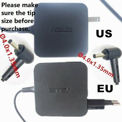 ASUS Genuine 65W EU / US AC Adapter Charger for UX303LA UX303LB UX303LN