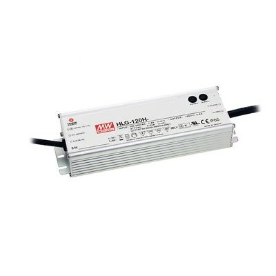 HLG-120H-24A Pwr sup.unit switched-mode for LED diodes 120W 24VDC