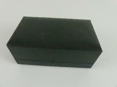 (REF165D) Vintage napkin ring box for 2 napkin rings