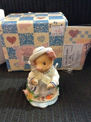 This Little Piggy SQUISH YOU WERE HERE 257656  WITH ORIGINAL BOX